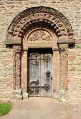 Kilpeck Church Door
