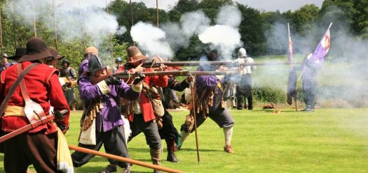 english civil war soldiers